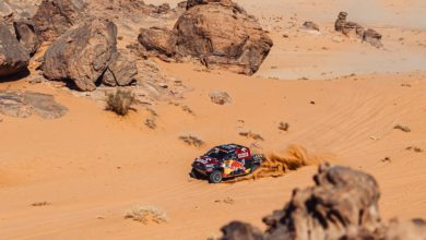 Photo of Rajd Dakar 2021 – etap maratoński. Domżała wciąż na podium, uszkodzone zawieszenie