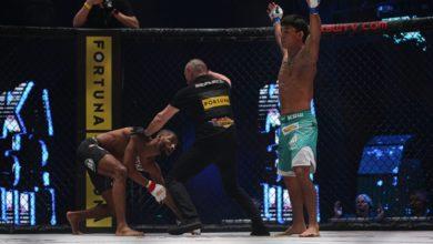 Photo of MMA. Gala KSW 58. Daniel Torres nowym mistrzem. Wyniki [ZDJĘCIA]