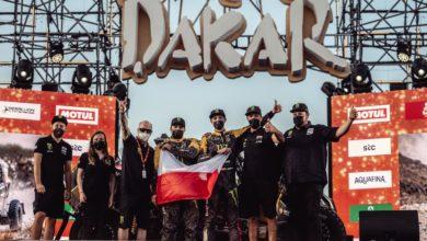 Photo of Rajd Dakar 2021. Aron Domżała i Maciej Marton pierwszą polską załogą na podium!