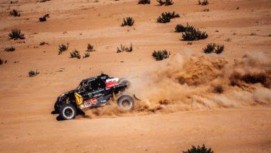 Photo of Rajd Dakar 2021. Aron Domżała i Maciej Marton najszybsi w IV etapie. Dobre wyniki pozostałych Polaków