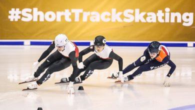 Photo of Gdańsk. Mistrzostwa Polski 2021 w short tracku