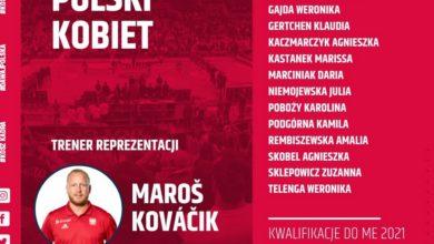 Photo of EuroBasket. Maroš Kováčik zmniejszył skład kobiecej kadry