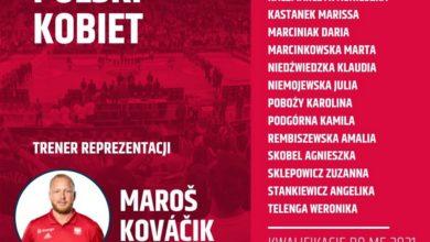 Photo of Walka o mistrzostwa Europy w koszykówce. Szeroki skład reprezentacji Polski kobiet