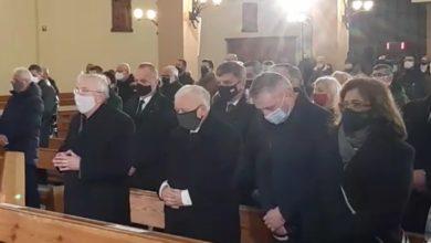 """Photo of Kaczyński w kościele: """"Zło atakuje nasz kraj. Na zewnątrz stoją ci, którzy służą najgorszej sprawie"""""""