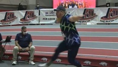 Photo of Ryan Crouser. Nowy rekord świata w pchnięciu kulą [WIDEO]