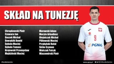 """Photo of Piłka ręczna. MŚ 2021 w Egipcie. """"16"""" Polaków na Tunezję"""