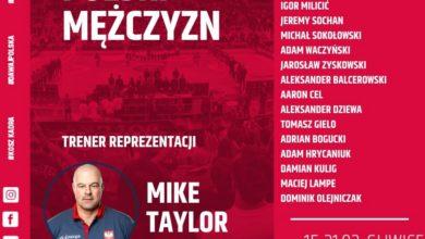Photo of Kwal. do EuroBasketu 2022. Szeroki skład biało-czerwonych koszykarzy na mecze w Gliwicach