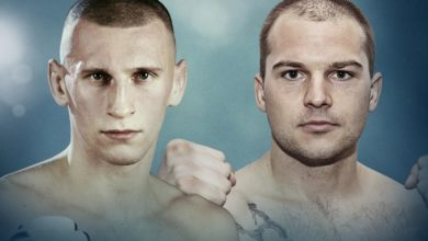 Photo of MMA. KSW 58. Robert Ruchała powalczy z Danielem Bažantem