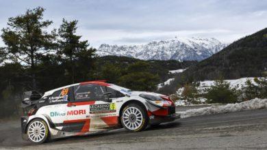 Photo of Historyczne zwycięstwo Sébastiena Ogiera w Rajdzie Monte Carlo. Rekordy mistrza świata w WRC