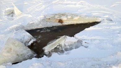 Photo of Śnieg, mróz i wiatr. Służby apelują o ostrożność. Nie wchodź na niebezpieczny lód