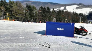 Photo of Śmiertelny wypadek. Dwóch narciarzy zderzyło się na stoku