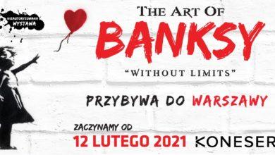 """Photo of Wystawa kontrowersyjnego artysty """"The Art of Banksy. Without Limits"""" w Warszawie"""