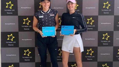Photo of Tenis. Michał Dembek i Weronika Falkowska triumfowali w międzynarodowych Tourach