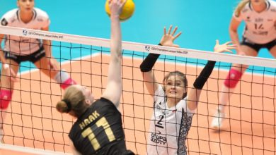 Photo of CEV Liga Mistrzów. Grupa Azoty Chemik Police z pierwszą porażką w ćwierćfinale