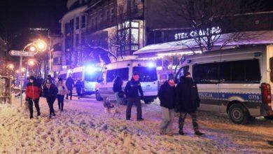 Photo of Weekend w Zakopanem. Nietrzeźwe, wulgarne i agresywne osoby. Otwarte dyskoteki i restauracje. 294 interwencji