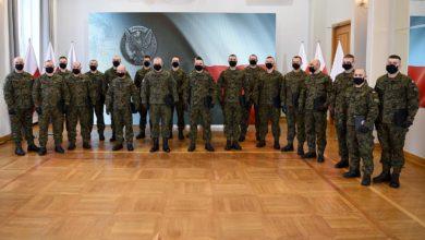 Photo of Uroczystość wręczenia wyróżnień. Bohaterskie czyny polskich żołnierzy