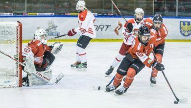 Photo of European Women's Hockey League. Reprezentacja Polski walczyła z Węgierkami