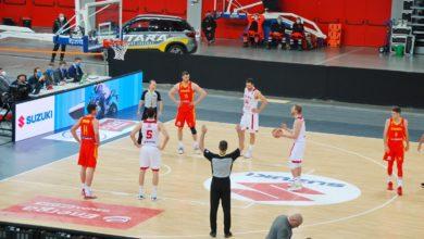 Photo of Eurobasket. Gliwice. Polacy minimalnie gorsi od mistrzów świata
