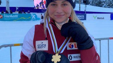 Photo of Izabela Marcisz młodzieżową mistrzynią świata
