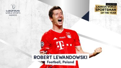 """Photo of Nominacje do """"Oscarów Sportu"""". Świątek i Lewandowski walczą o nagrodę"""