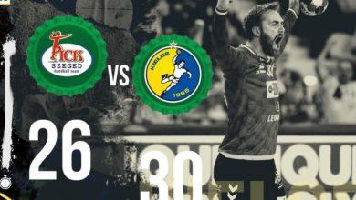 Photo of EHF Liga Mistrzów: zwycięstwo Vive Kielce. Pary półfinałowe Pucharu Polski mężczyzn