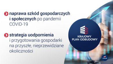 Photo of Pandemia. Krajowy Plan Odbudowy. Na co Polska wyda środki z UE?