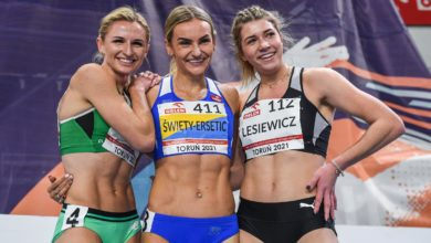 Photo of Halowe mistrzostwa Polski w lekkoatletyce. Niespodzianka, rekord i medaliści