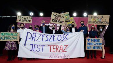 """Photo of Lewica – """"Przyszłość jest teraz"""" – nowa normalność dla młodego pokolenia. 10 postulatów"""