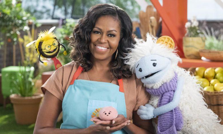Photo of Program dla dzieci. Gofcia i Mochi z udziałem Michelle Obamy – zwiastun