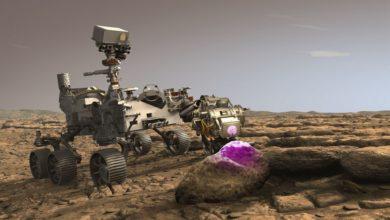 Photo of Misja Mars 2020. Łazik NASA Perseverance wylądował na Czerwonej Planecie
