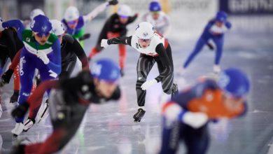 Photo of Heerenveen. Świetne biegi Karoliny Bosiek na łyżwiarskich mistrzostwach świata