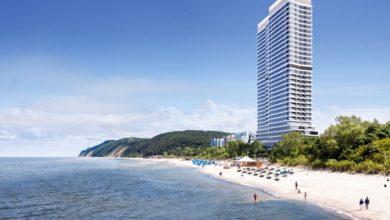 Photo of Międzyzdroje. Przy plaży staną dwie wieże 112 metrowe. Podniebna atrakcja