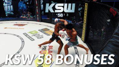 Photo of MMA. Kary dla uczestników incydentu na gali KSW 58. Bonusy [WIDEO]