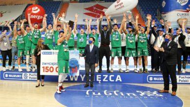 Photo of Puchar Polski w koszykówce dla Enea Zastalu BC Zielona Góra. Najlepsze akcje finału [WIDEO]