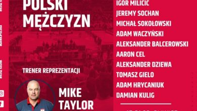 Photo of EuroBasket 2022. Skład reprezentacji Polski na mecze w Gliwicach