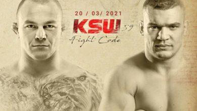"""Photo of MMA. """"Komar"""" zmierzy się z serbskim judoką w klatce na KSW 59"""