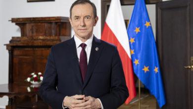 """Photo of Orędzie Marszałka Senatu w obronie wolnych mediów. """"Stawką jest wolność, stawką jest prawda"""""""