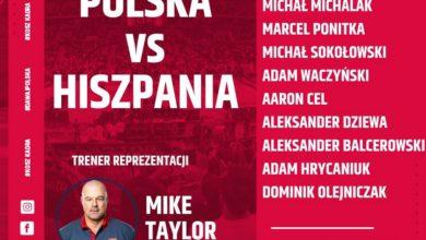 Photo of EuroBasket. Skład kadry na mecz z Hiszpanią