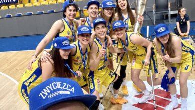 Photo of Koszykówka. VBW Arka Gdynia wygrywa Puchar Polski
