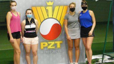 Photo of Halowe Mistrzostwa Polski 2021 w Tenisie w Bydgoszczy. Medaliści