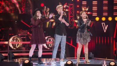 """Photo of The Voice Kids 4. Uczestnicy drużyny Cleo zaśpiewali przebój """"Shallow"""" Lady Gagi i Bradleya Coopera. Reakcja Dawida Kwiatkowskiego bezcenna [WIDEO]"""