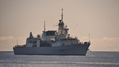 Photo of NATO. Kanadyjska fregata rakietowa i niemiecki okręt z wizytą w Gdyni