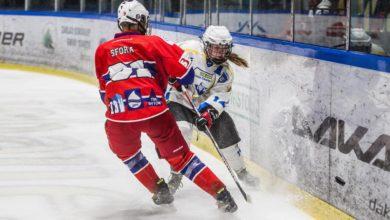 Photo of Polska Liga Hokeja Kobiet. Stoczniowiec Gdańsk i Polonia Bytom w finale