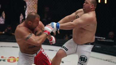 Photo of MMA. Bonusy po gali KSW 59 [WIDEO]
