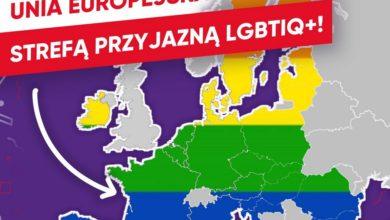Photo of Unia Europejska strefą wolności dla osób LGBTIQ