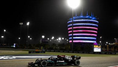 Photo of F1. GP Bahrajnu. Aktualny mistrz świata pierwszy. Lewis Hamilton pokonał Maxa Verstappena