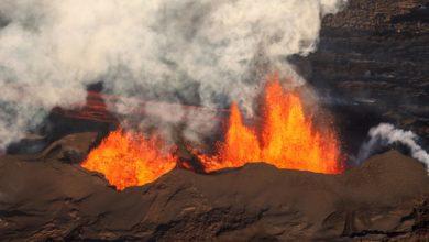 Photo of Islandia – wybuchł wulkan Fagradalsfjall. Trzęsienie ziemi w Japonii o sile 7.2