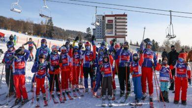Photo of Zakopane. Prezydent Duda zainaugurował charytatywne zawody w narciarstwie alpejskim