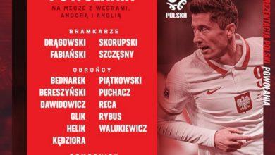 Photo of Kadra na marcowe mecze eliminacji mistrzostw świata. Polacy powalczą z Rosją przed EURO
