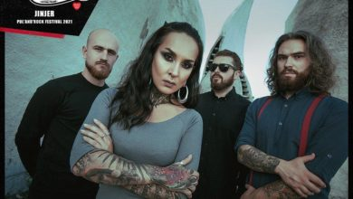Photo of Jinjer. Charyzmatyczna wokalistka na Pol'and'Rock Festival 2021